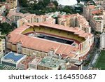 fontvieille  monaco   may 18 ... | Shutterstock . vector #1164550687