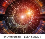 design by the numbers series.... | Shutterstock . vector #1164560377