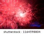 niagara falls  ontario  canada  ... | Shutterstock . vector #1164598804