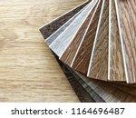 vinyl tiles series collection   ... | Shutterstock . vector #1164696487