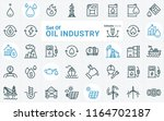 oil industry vector icon 06 | Shutterstock .eps vector #1164702187