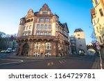eisenach  thuringia  germany    ... | Shutterstock . vector #1164729781