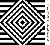 seamless pattern with striped... | Shutterstock .eps vector #1164732931