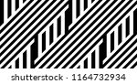 seamless pattern with striped... | Shutterstock .eps vector #1164732934