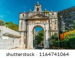 lisbon  portugal   august 20 ... | Shutterstock . vector #1164741064
