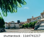 lisbon  portugal   august 20 ... | Shutterstock . vector #1164741217