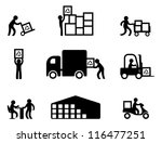 storage and sale | Shutterstock .eps vector #116477251