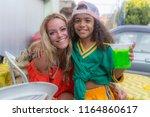 rio de janeiro  brazil   august ...   Shutterstock . vector #1164860617