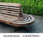 beautiful decorative brown...   Shutterstock . vector #1164870601