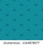 abstract wave pattern.... | Shutterstock .eps vector #1164878077