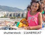 rio de janeiro  brazil   august ...   Shutterstock . vector #1164898147