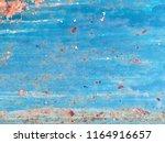 green paint metal texture for... | Shutterstock . vector #1164916657