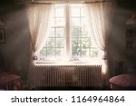 a large  sunny  and ethereal... | Shutterstock . vector #1164964864