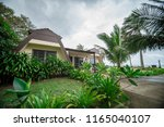 Scenery Of Beach Front Bungalo...