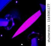 double exposure close up photo... | Shutterstock . vector #1165081177