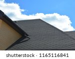 wateproofing roof problem area... | Shutterstock . vector #1165116841