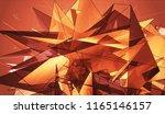 abstract background orange...   Shutterstock . vector #1165146157