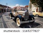 sibiu  romania   august 17 ... | Shutterstock . vector #1165277827