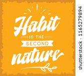 inspirational quote  motivation.... | Shutterstock .eps vector #1165279894