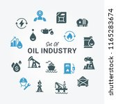 oil industry 02 | Shutterstock .eps vector #1165283674