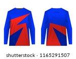 templates of sportswear designs ...   Shutterstock .eps vector #1165291507