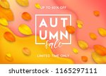 horizontal colorful background... | Shutterstock .eps vector #1165297111