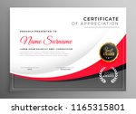 professional success... | Shutterstock .eps vector #1165315801