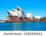 sydney  australia.   on april...   Shutterstock . vector #1165343161