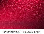 abstract glitter  lights... | Shutterstock . vector #1165371784