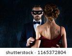rich millionaire man male in...   Shutterstock . vector #1165372804