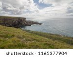 mizen head ireland | Shutterstock . vector #1165377904