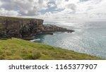 mizen head ireland | Shutterstock . vector #1165377907