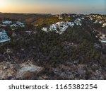 summer 2018  xabia  province of ... | Shutterstock . vector #1165382254