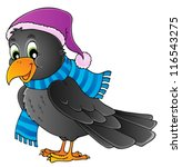 Cartoon Raven Theme Image 1  ...