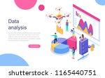 modern flat design isometric... | Shutterstock .eps vector #1165440751