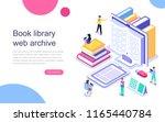 modern flat design isometric... | Shutterstock .eps vector #1165440784