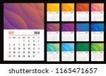 vector design template of... | Shutterstock .eps vector #1165471657