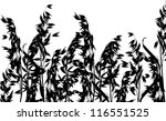 illustration with oat... | Shutterstock .eps vector #116551525