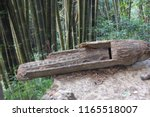 toraja coffins sulawesi... | Shutterstock . vector #1165518007