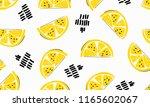 seamless bright light pattern... | Shutterstock .eps vector #1165602067