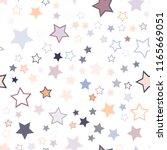seamless vector repetitive... | Shutterstock .eps vector #1165669051