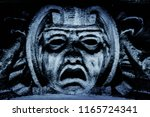 phobos is the personification... | Shutterstock . vector #1165724341
