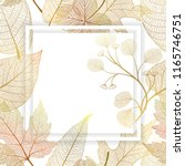 beautiful background with... | Shutterstock .eps vector #1165746751