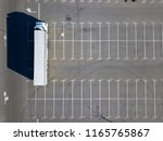 aerial view from a flying... | Shutterstock . vector #1165765867