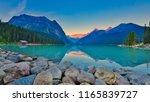 Good Mornig Lake Louise.  ...