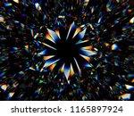 gemstone structure extreme... | Shutterstock . vector #1165897924