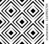 seamless pattern of diamonds | Shutterstock .eps vector #1165901704