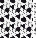 vector seamless pattern.... | Shutterstock .eps vector #1165918354