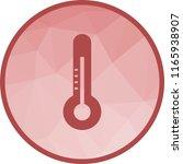 temperature check icon   Shutterstock .eps vector #1165938907