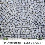 City Street Stone Pavement. Top ...